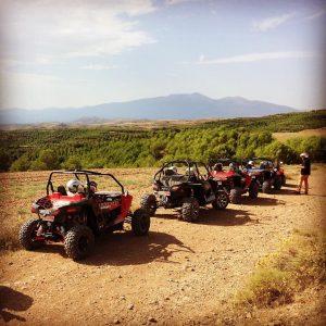 Magnifique point de vue du Moncayo de du Vallehellip