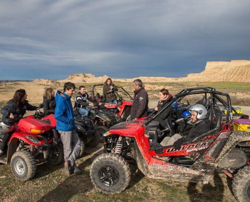 quad, buggy y 4x4