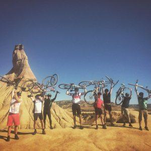 Exclusive desert bike tours ! activaexperience travelling instatravel spain topdestinoshellip
